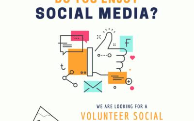 Wanted: Volunteer Social Media Assistant
