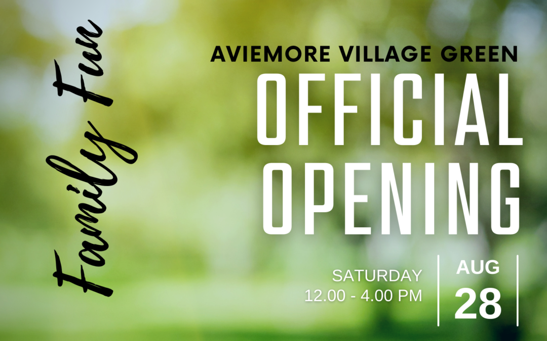 Event – Village Green Official Opening